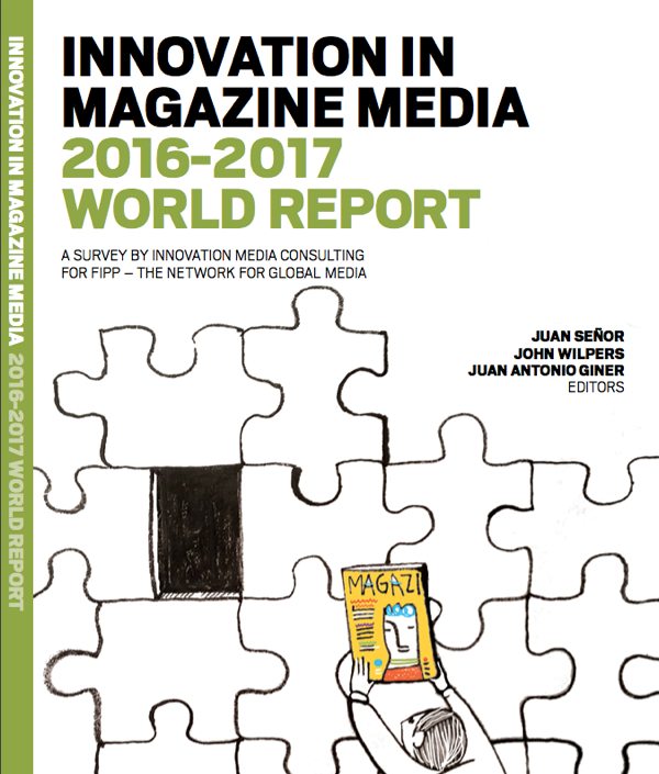 Magazine Media Innovation Report